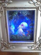 "Walt Disney Gallery of Light by Olszewski Cinderella "" Magic By Moonlight"""