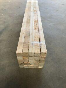 Dachlatten 1 Meter Unterleglatten,Bauholz 24x30 mm  25 Stück  25m Latten 2,4x3cm