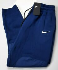 Mens Nike Air Blue Tracksuit Bottoms Joggers Brand New With Tags Size Large L