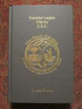 HAMPTON LEGION INFANTRY C.S.A. - SOUTH CAROLINA CIVIL WAR - WADE HAMPTON - FIRST
