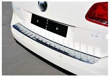 Rear Bumper Protector Door Trunk Gate Trim fit for VolksWagen Touareg 2011-2017