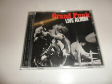 Cd    Grand Funk Railroad  – Live Album