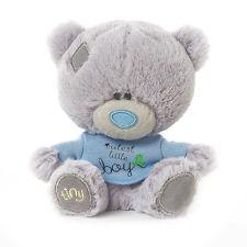 "Tiny Tatty Teddy Bear Cutest Little Boy 5""/12cm Me To You NEW soft plush toy"
