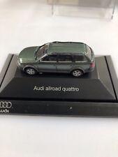 Audi  Allroad Quattro-ORIGINAL-SELTEN-MODELLAUTO-NEUWERTIG
