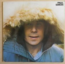 Paul Simon Lp 1972 70s self titles Lp album rock folk pop printed inner sleeve