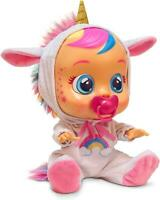 IMC Toys Cry Babies Dreamy The Unicorn Play Doll Toy For Kids Childrens Gift