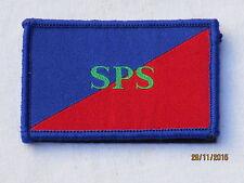 Adjutant Generale corpo d'armata, SPS, TRF, patch, Staff & Personnel Services, Velcro/velcro