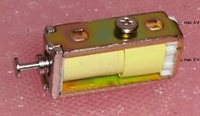 Mini - Elektromagnet 25mm  (nicht federnd) 3 - 5V DC pull / ziehend Anker Ø3mm