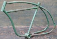 Vintage CWC Western Flyer Bicycle FRAME Hawthorne Roadmaster Cruiser Tank Bike