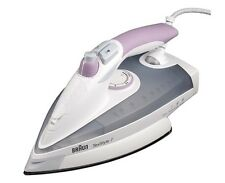 Braun TS755 TexStyle 7 Steam iron 2400 Watts