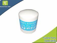 New Kubota Oil Filter KX121-3 KX121-3S KX161-3 KX161-3S