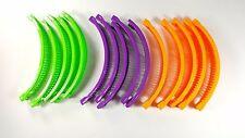 15 pcs Banana Hair Clip Claw Comb choose color  FREE SHIPPING.