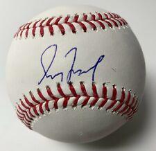 Greg Maddux Signed MLB Baseball Braves Cubs Beckett WE82770