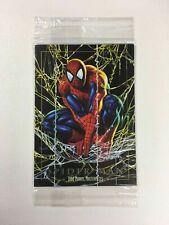 1992 Marvel Masterpieces Sealed Prototype Pack, Wolverine, Spider-Man, & Hulk!!!