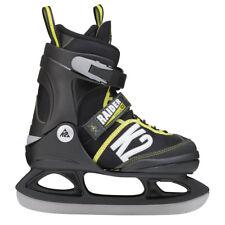 K2 Raider Ice Skates Schlittschuhe für Kinder größenverstellbar Größe 29-34