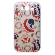 FUNDA CARCASA CASE GEL TPU DIBUJO PARA SAMSUNG GALAXY GRAND NEO i9060 LOVE