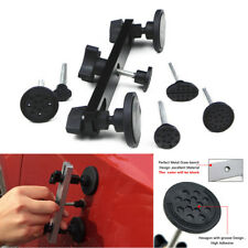 Universal Black Car Dent Repair Tool Auto Body Panel Hand Puller Kit w/ 6x Tab