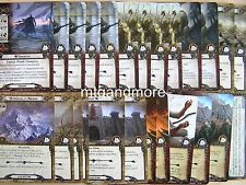 Lord of the Rings LCG  - 1x Encounter Set  #127-139 - The Battle of Carn Dum