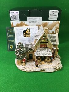 LILLIPUT LANE - ALL I WANT FOR CHRISTMAS L2936 CHRISTMAS SPECIAL EDITION 2006