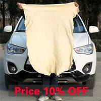 Natural Chamois Leather Car Cleaning Cloth Washing Absorbent-Drying-Towel