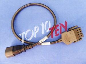EMC 038-003-719 CLARiiON CX4 SPE Netzstecker Power Cable 2Ft 0,6m
