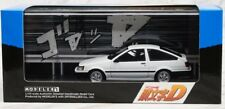 1/43 MD43232 HI STORY MODELER'S INITIAL D TOYOTA AE85 COROLLA LEVIN 武内 樹 AE86