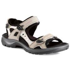 Sandalias y chanclas de mujer de tacón bajo (menos de 2,5 cm) de piel talla 40