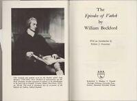 The Episodes of Vathek. William Beckford. Bookplate  Alex Bridge E5.193