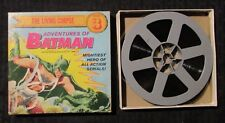 1965 Adventures of BATMAN #3 The Living Corpse Super 8mm Home Movie in VG/FN Box