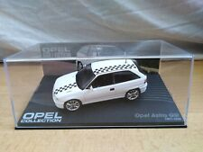 Opel Astra F Gsi Nurnburgring White Opelcollection 1:43 (incl box)
