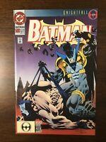 Batman #500 DC Comics 1993 Knightfall Collectors Edition Cover Variant