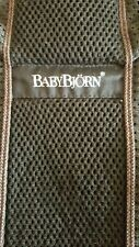 BABY BJORN BABY CARRIER BLACK MESH