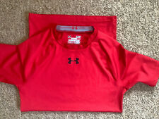 Boys Under Armour Sports Top Size S Age 9-10