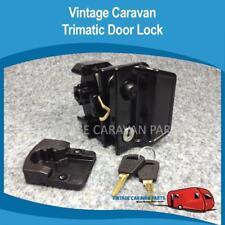 Caravan DOOR LOCK TRIMATIC Vintage ( GENUINE ) Viscount Franklin D0120 & Caravan Door Lock | eBay