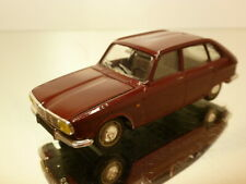 NOREV 3 RENAULT 16 - DARK RED (maroon) 1:43 - EXCELLENT CONDITION