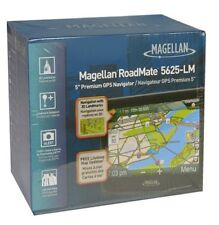 """Magellan RoadMate 5625-Lm 5"""" Touch Portable Vehicle Car Gps System - Rm5625Rgluc"""