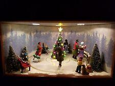 MR CHRISTMAS ANIMATED CONCERTINA MUSIC BOX 50 XMAS & CLASSIC TUNES