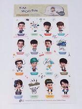 Kim Woo Bin WooBin Mini Photo 3D Standing Sticker K Drama Movie Star Character