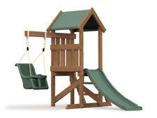 Toddler Climbing Frame Baby Swing Set Kids Small Slide Childrens Playhouse UK