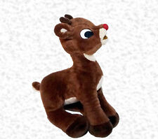 Rudolph Plush Toy Stuffed Toy From 2010