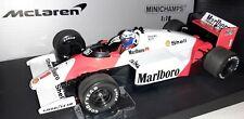 Minichamps F1 McLaren TAG MP4-2C Alain Prost 1/18 World Champion 1986 Marlboro