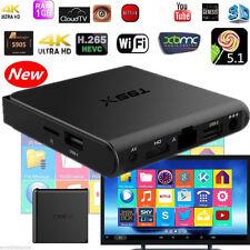 4K Amlogic S905X Android 6.0 Quad Core Internet 1G+8G T95X Smart TV Box WIFI US