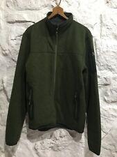Men's ARC' TERYX Arcteryx Green Zip Up Jacket Sz Medium