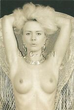 Original Nude Pinup Photo Like PC- Blond- Sepia Beauties- Michelle Louise #5