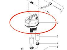 Oasi motori testa pondovac 4 pezzo di ricambio motore testa originale 43991 (13442)