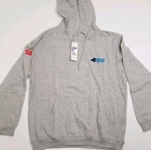 Carolina  Panthers Sports Illustrated Hooded Sweatshirt Sz Large
