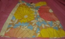 Tracy Feith For Target Multicolored Skirt  Sz 9