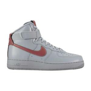 Nike Air Force 1 High '07 LV8 # 806403 010 Pure Platinum Men
