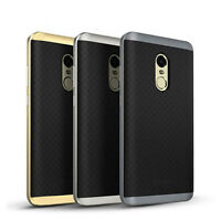 Hybrid Case Soft TPU Silicone Cover+PC Frame For Xiaomi Redmi Note 4/Note 4X