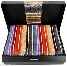 Missoni Home Set asciugamani 3d Chevron Effect Nathan 156 Hand Bath Towel Velour